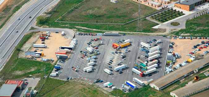 Centro de Transportes Pinto